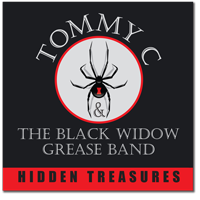 Tommy C - CD - Hidden Treasures